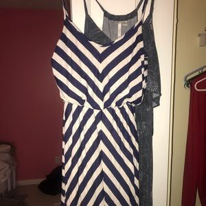 Maxi dress, size medium